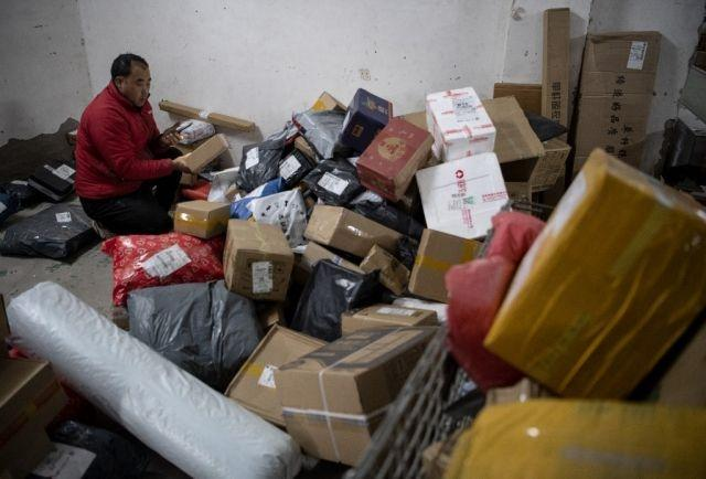 What slowdown? Chinese spend big in 'Singles' Day' shopping spree
