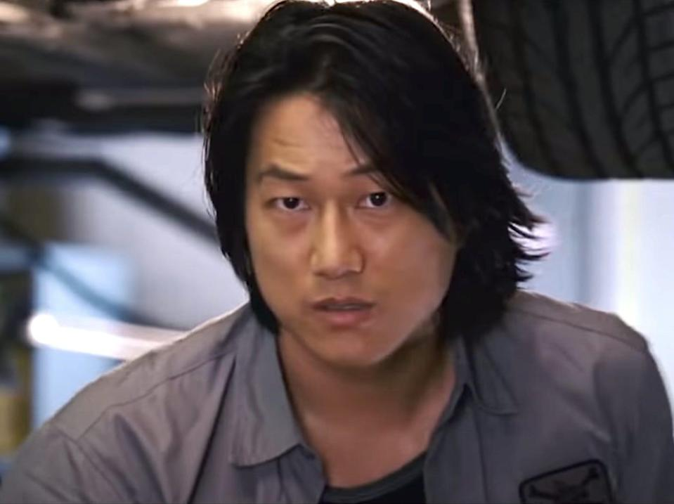 """Sung Kang as Han in """"The Fast and the Furious: Tokyo Drift."""""""