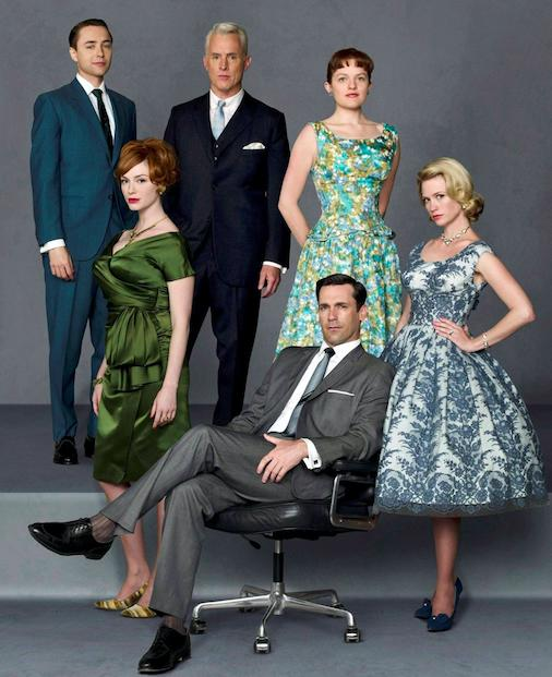<p>BBC4 aired the first four seasons of the hit US drama about advertising but Sky bid big to secure the rights from them in 2011 and the BBC refused to bid more. <i>(Pic: AMC)</i></p>