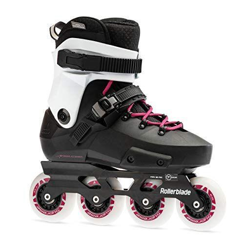 "<p><strong>Rollerblade</strong></p><p>amazon.com</p><p><strong>$250.41</strong></p><p><a href=""https://www.amazon.com/dp/B08C22FZBC?tag=syn-yahoo-20&ascsubtag=%5Bartid%7C2140.g.34574615%5Bsrc%7Cyahoo-us"" rel=""nofollow noopener"" target=""_blank"" data-ylk=""slk:Shop Now"" class=""link rapid-noclick-resp"">Shop Now</a></p><p>Thanks to shock-eraser technology that lessens the impact of bumps or dips and a highly-structured boot, these rollerblades are perfect for a city skate or trying out new tricks. The anti-torsion box on their sole also helps with speed control and maneuvering. </p><p>Bonus: The active airflow footbeds'll keep your feet dry, comfy, and stink-free. </p><p><strong>Rave review:</strong> ""Beautiful skates and great performance. Be sure to do your research before putting these off as a bad fit. With a hard shell boot it takes at least a minimum of 10 hours to break them in. The first time I wore them, they were really painful where the arch of my foot is supposed to be (I have flat feet), but after breaking them in, they feel really nice and snug. I couldn't be happier; the speed on these is nice and they ride really smooth over any surface."" <em>—Katia, </em><em>amazon.com</em></p>"