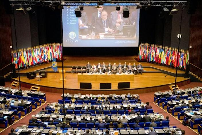 The UN chemical weapons watchdog could for the first time issue its maximum punishment available against Syria