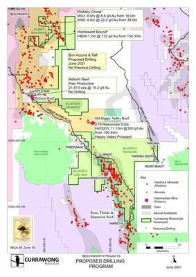 Figure 1 – Fosterville South Beechworth Gold Project (CNW Group/Fosterville South Exploration Ltd.)