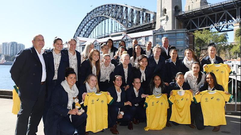 Australia's women's rugby union team will be paid for Test matches under a new bargaining agreement