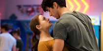 """<p>Surprise! Even though the second installment of the adorable rom-com film series just debuted on Netflix in early July, the third entry is already well underway... and, get this, <a href=""""https://www.cosmopolitan.com/uk/entertainment/a33430721/netflix-the-kissing-booth-3/"""" rel=""""nofollow noopener"""" target=""""_blank"""" data-ylk=""""slk:it's already been filmed!"""" class=""""link rapid-noclick-resp"""">it's already been filmed!</a> Although nothing has been confirmed, we're guessing part three will follow Elle (Joey King) to college, but only time will tell!</p>"""