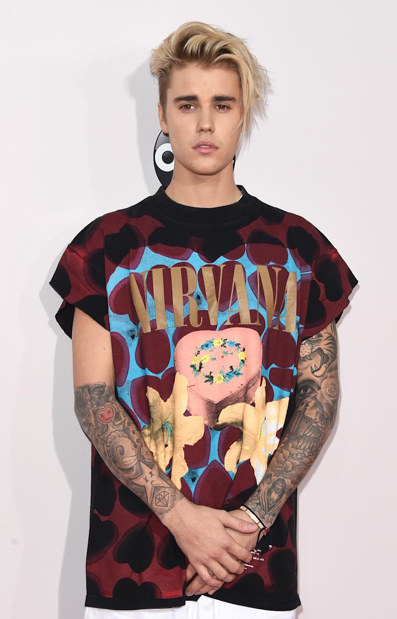 Justin Bieber has announced he's been diagnosed with lyme disease. Photo: Getty Images