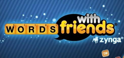 Words With Friends Screens