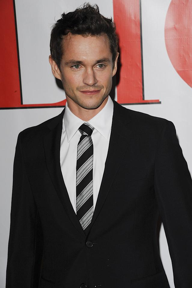 """<a href=""""http://movies.yahoo.com/movie/contributor/1800409403"""">Hugh Dancy</a> at the New York premiere of <a href=""""http://movies.yahoo.com/movie/1809973783/info"""">Confessions of a Shopaholic</a> - 02/05/2009"""