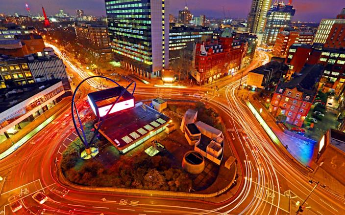 Silicon Roundabout - Chris Ratcliffe/Bloomberg