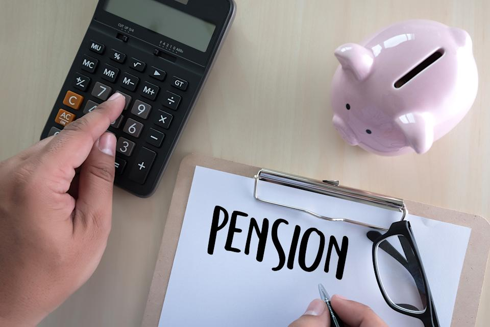 On average, the amount withdrawn per person in July to September was £6,700 ($8.700), down by 7% from £7,200 during the same time in 2019. Photo: Getty