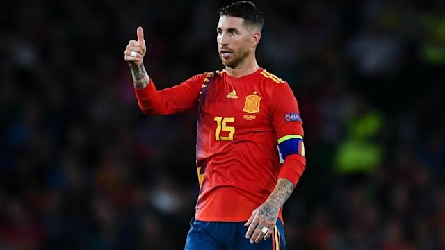 Reports this week indicated Sergio Ramos wants to play at next year's Olympics, with Spain's captain indicating he is open to being called.