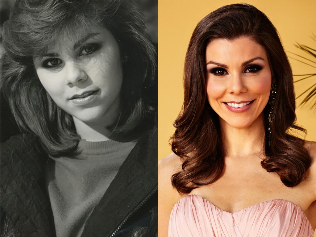 """<b>Heather Dubrow (Orange County)</b><br><br>Before she was the """"98% real"""" wife of an Orange County plastic surgeon, Heather Dubrow was a working actress in New York City with credits including Jenny McCarthy's sitcom """"Jenny"""" and """"Stark Raving Mad"""" with Neil Patrick Harris. Four kids later, Heather is content to be a stay-at-home mom – and the O.C. cast's voice of reason.<br><br><a target=""""_blank"""" href=""""http://www.bravotv.com/the-real-housewives-of-orange-county/season-7/photos/photo-diaries/before-they-were-houewives-heathe"""">More Photos of Heather</a>"""