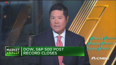 CNBC's Dom Chu reports on the S&P best performers and what to watch in markets today.