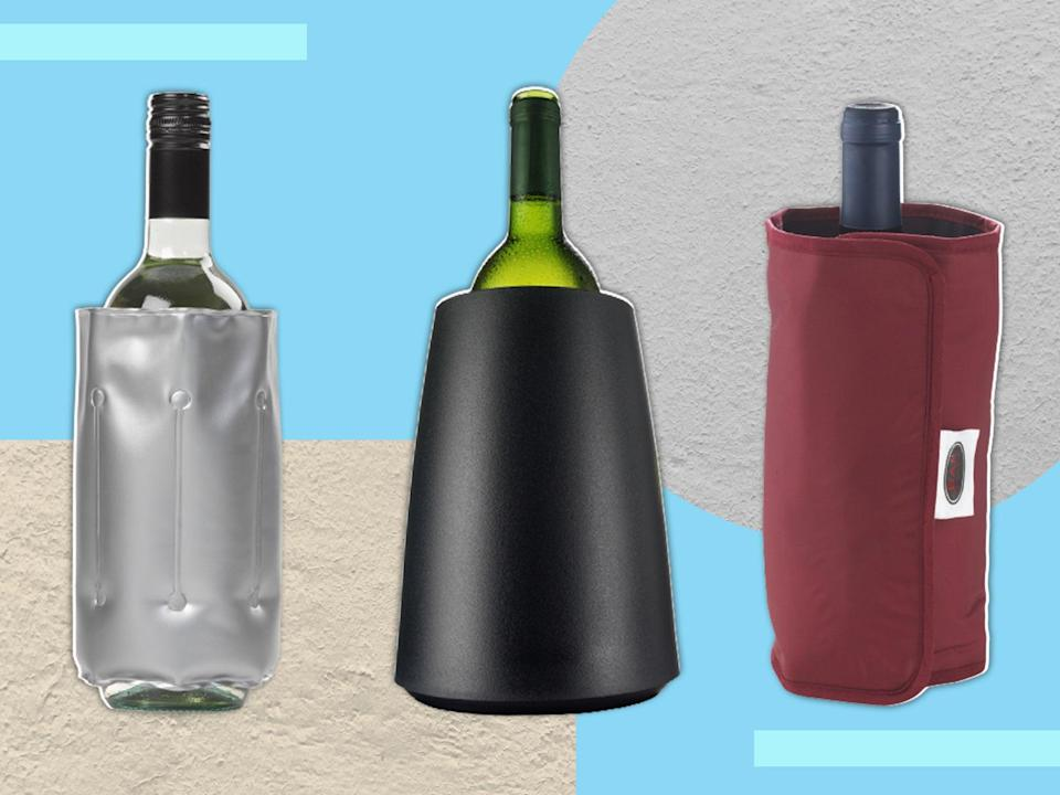 <p>When choosing a quality wine cooler, there are two main considerations: how quickly and effectively it cools, and how long it maintains the chill</p> (iStock/The Independent )