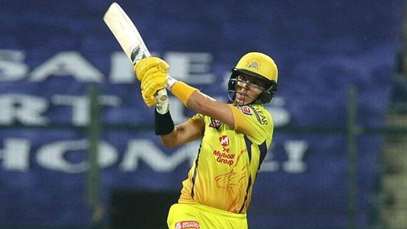 Sam Curran had a memorable debut for CSK