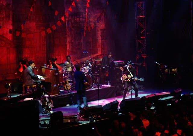 BBC Electric Proms – The Good, the Bad and the Queen – London