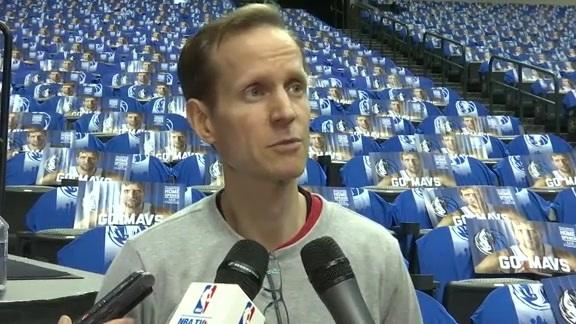 Jeff Weltman joined Masai Ujiri in the Toronto front office in 2013. (NBA.com)