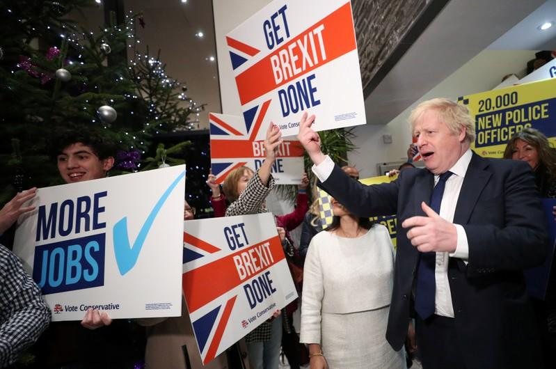 Conservatives widen poll lead over Labour to 12 points - Kantar poll