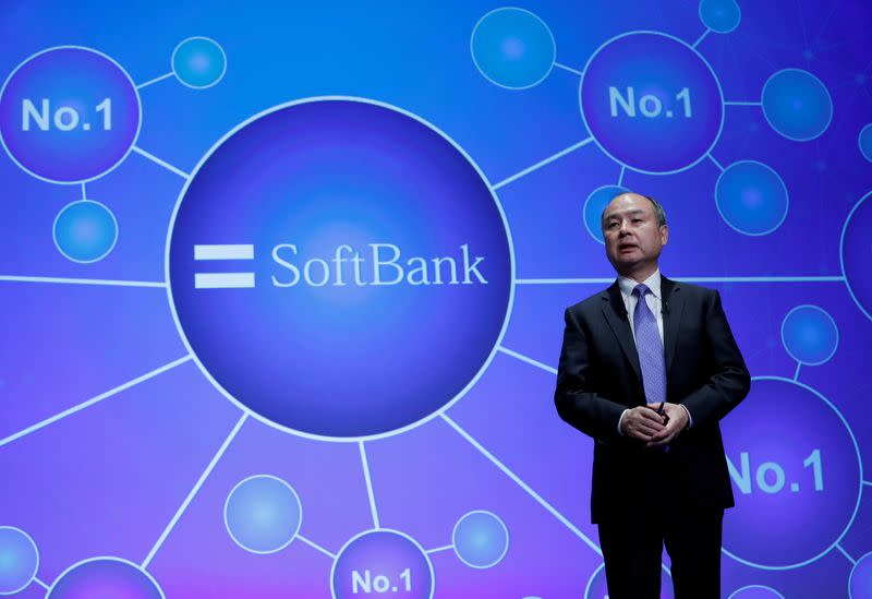 A stock and a hard place: SoftBank's $150 billion Alibaba warchest in spotlight