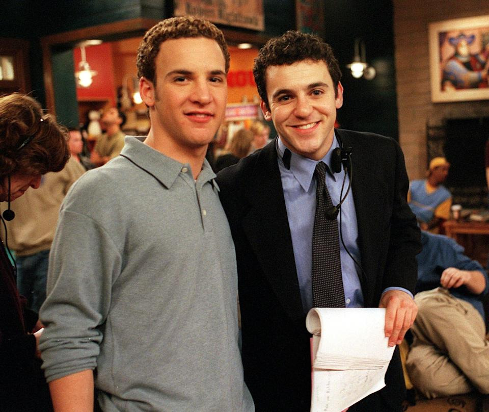 Ben and Fred Savage both started acting when they were very young, with Ben starring in <em>Boy Meets World </em>and Fred starring in <em>The Wonder Years</em>.