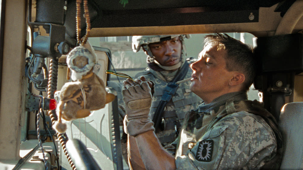 """<a href=""""http://movies.yahoo.com/movie/1809914561/info"""">THE HURT LOCKER</a> (2009)  This 2010 Best Picture winner about bomb U.S. Army bomb defusers in the Iraq war, made director Kathryn Bigelow the first woman in history to win an Oscar for Best Directing.   <a href=""""http://www.hollywoodreporter.com/gallery/hollywoods-list-redefined-44771"""" target=""""_blank"""">PHOTOS: Hollywood's A-List Redefined</a>"""