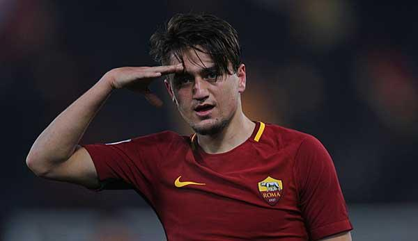 Serie A: AS Roms Cengiz Ünder im Porträt: Welteroberer in the making