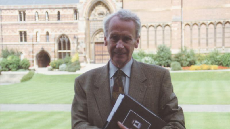 Christopher Tolkien Dies: Literary Executor For Father J.R.R