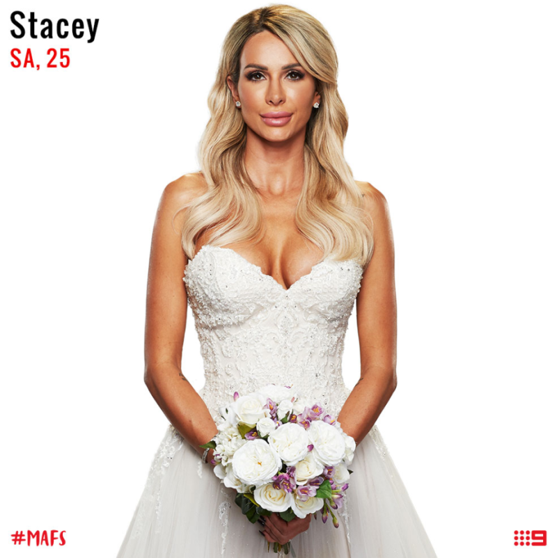 MAFS bride stacey hampton