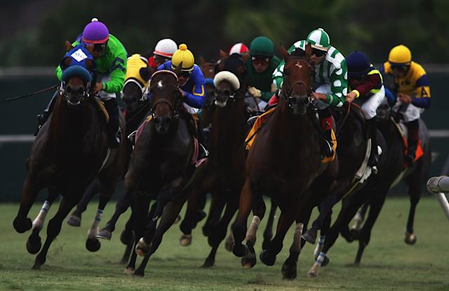 A judge ruled that Jerry Hollendorfer may run his horses at Del Mar. (Getty)
