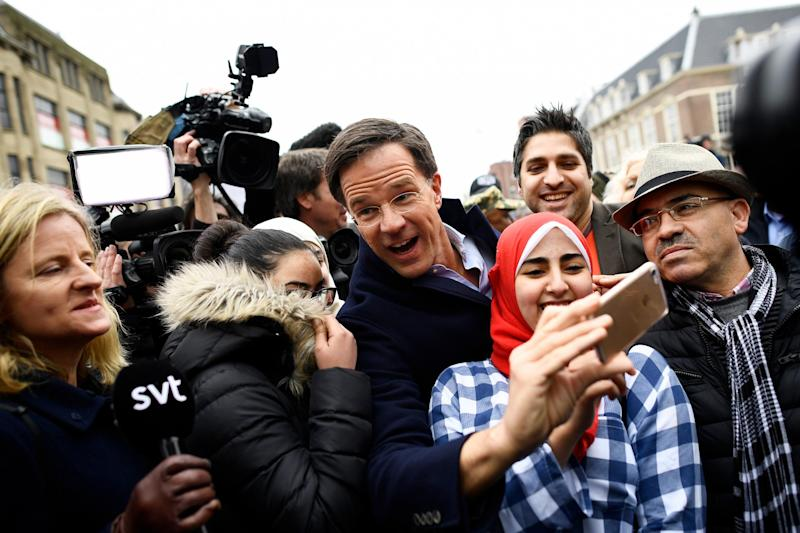 Dutch Prime Minister Mark Rutte could win again – but it will be close: Reuters