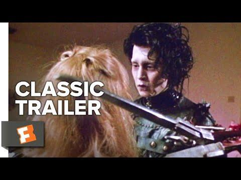 """<p>Another Tim Burton masterpiece, <em>Edward Scissorhands </em>traces the unlikely love story between a man with scissor blades for hands (Johnny Depp) and a suburban teenager (Winona Ryder). </p><p><a class=""""link rapid-noclick-resp"""" href=""""https://www.amazon.com/Edward-Scissorhands-Johnny-Depp/dp/B003F29D1C?tag=syn-yahoo-20&ascsubtag=%5Bartid%7C10067.g.12107335%5Bsrc%7Cyahoo-us"""" rel=""""nofollow noopener"""" target=""""_blank"""" data-ylk=""""slk:STREAM NOW"""">STREAM NOW</a></p><p><a href=""""https://www.youtube.com/watch?v=TBHIO60whNw"""" rel=""""nofollow noopener"""" target=""""_blank"""" data-ylk=""""slk:See the original post on Youtube"""" class=""""link rapid-noclick-resp"""">See the original post on Youtube</a></p>"""