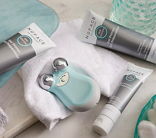 Banish fine lines and wrinkles with this little device. (Photo: QVC)