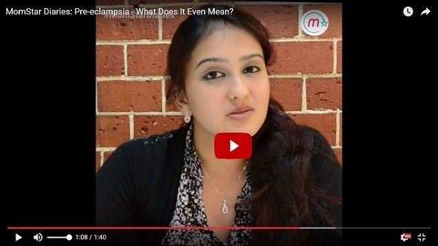 Watch Momstar Komal Overcome Her Pain And Spread Awareness About Preeclampsia