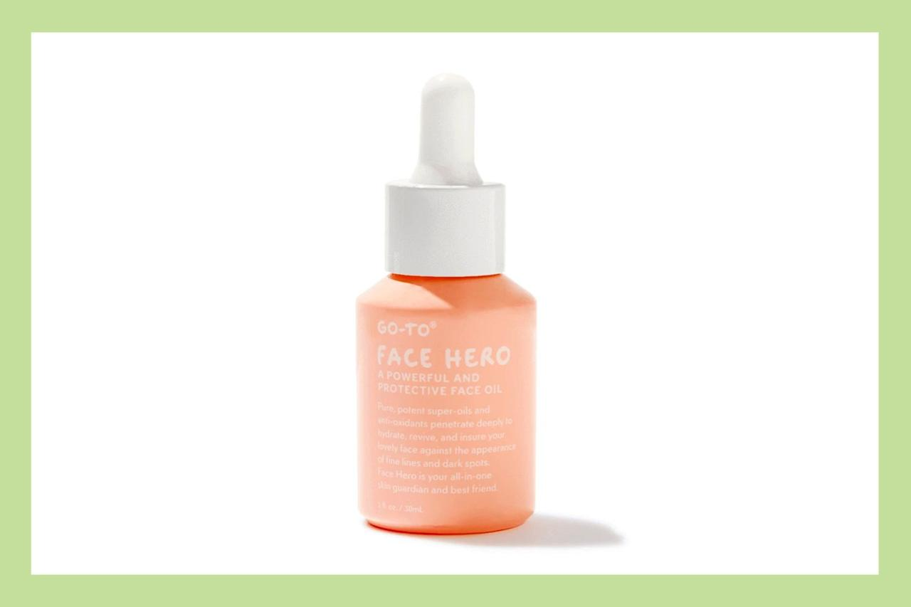 """<p><strong>face</strong></p><p>gotoskincare.com</p><p><strong>$34.00</strong></p><p><a href=""""https://go.redirectingat.com?id=74968X1596630&url=https%3A%2F%2Fus.gotoskincare.com%2Fproducts%2Fface-hero&sref=https%3A%2F%2Fwww.cosmopolitan.com%2Fstyle-beauty%2Fbeauty%2Fg31744547%2Fwait-you-need-this-03-20-20%2F"""" target=""""_blank"""">Shop Now</a></p><p>Keeping a routine has been 100 percent necessary to my sanity over the last couple weeks, and I'll be the first to admit that my skincare products have played a massive role in this. The second I'm done with work and close my laptop, it's straight to the bathroom to wash my face and slather on my serums. I find my skincare routine super calming—even if I haven't gone outside or applied any makeup—and, lately, my favorite step is layering on this <a href=""""https://www.cosmopolitan.com/style-beauty/beauty/g25456501/best-face-oil/"""" target=""""_blank"""">face oil</a>.</p><p>I gently pat two to three drops of the lightweight formula all over my clean and moisturized skin and <strong>let</strong> <strong>the ultra-hydrating blend of rosehip, almond, and primrose oils leave my face with a soft, smooth, and dewy finish</strong>. It's become a little part of my daily routine to look forward to every day—and who doesn't want that? </p><p>✨<em> <a href=""""https://www.cosmopolitan.com/author/17833/ruby-buddemeyer/"""" target=""""_blank"""">Ruby Buddemeyer, beauty editor</a></em></p>"""