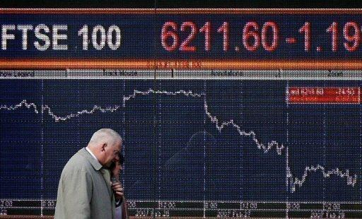 European stocks rise as bond yields ease