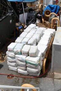 Coast-Guard---Cocaine-Seized