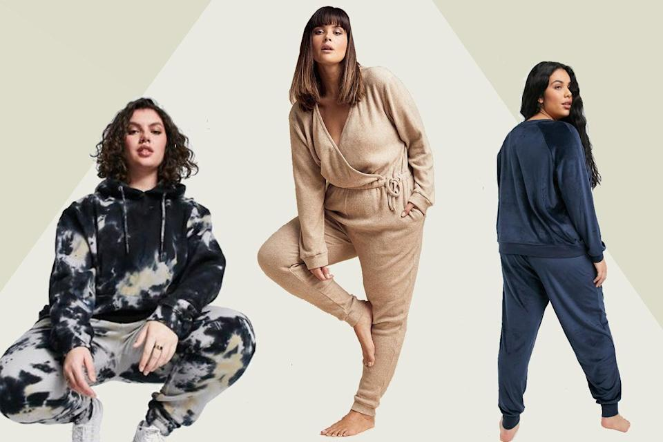 (Best plus size loungewear)