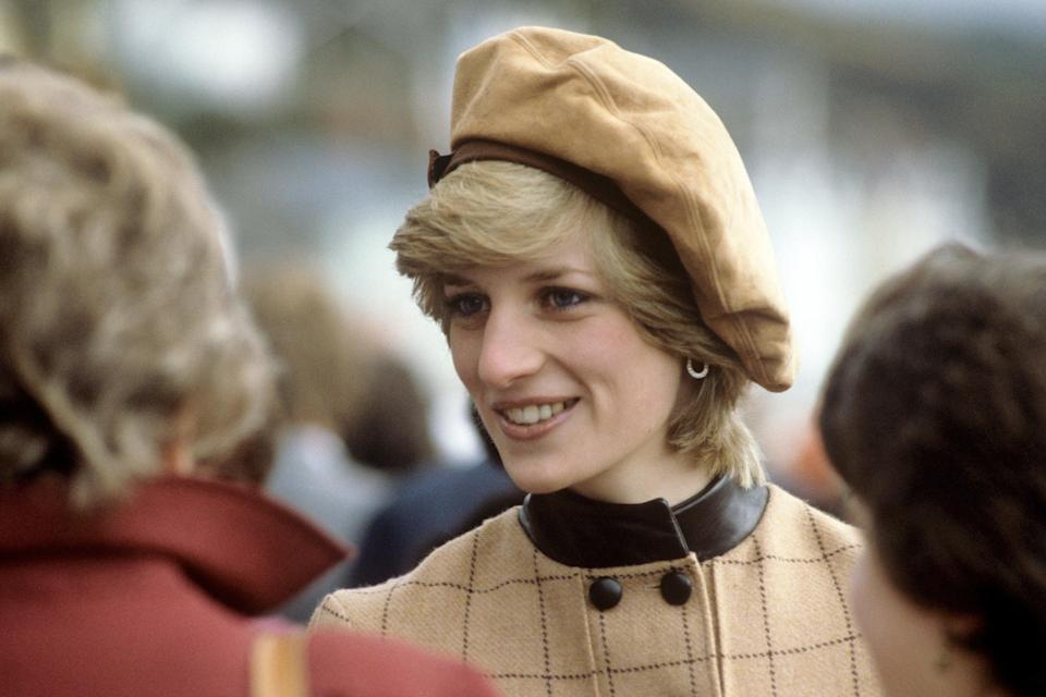 <p>Princess Diana</p>PA