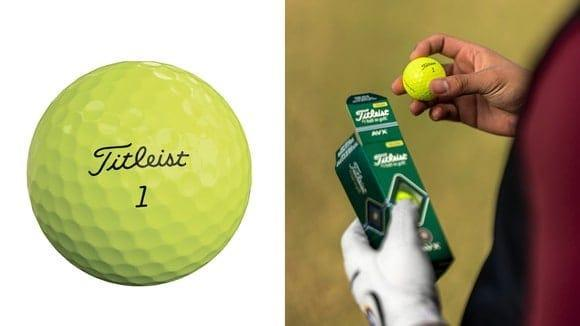Best Father's Day Gifts: Personalized Titleist Golf Balls