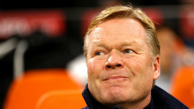 Koeman: Very special to get dream job at Barcelona
