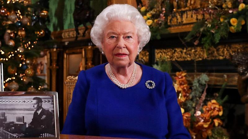 Queen Elizabeth Acknowledges 'Bumpy' 2019 in Annual Christmas Message