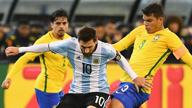 'You don't cancel out Messi!' - Tite hopeful Brazil can slow down Argentina star
