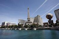 UNITED STATES: A general view of the Paris hotel in Las Vegas, Nevada March 26, 2012.