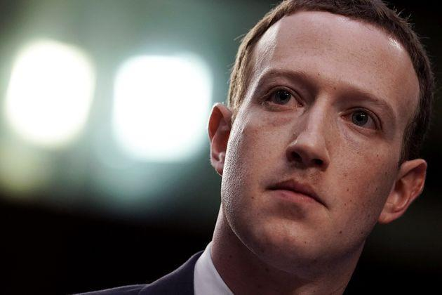 WASHINGTON, DC - APRIL 10:  Facebook co-founder, Chairman and CEO Mark Zuckerberg testifies before a combined Senate Judiciary and Commerce committee hearing in the Hart Senate Office Building on Capitol Hill April 10, 2018 in Washington, DC. Zuckerberg, 33, was called to testify after it was reported that 87 million Facebook users had their personal information harvested by Cambridge Analytica, a British political consulting firm linked to the Trump campaign.  (Photo by Alex Wong/Getty Images) (Photo: Alex Wong via Getty Images)