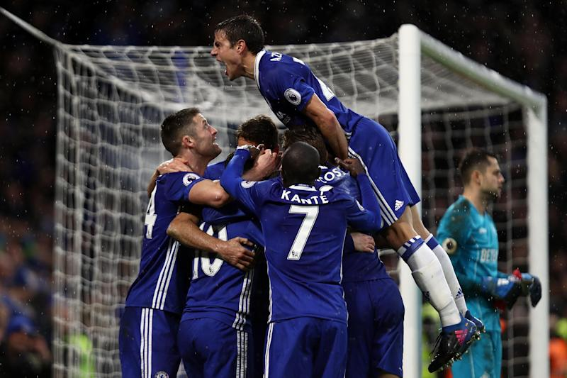 Leaders | Chelsea can go 11 points clear of Manchester City if they beat West Ham: Getty Images