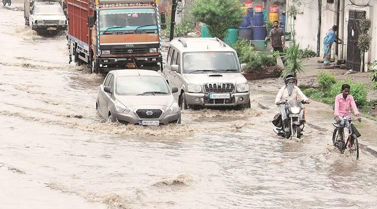 Punjab buckles under severe waterlogging, drainage deptartment struggles with funds