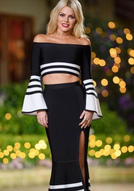 Sophie Monk has jetted off to Thailand. Perhaps to avoid Bachelorette spoilers? Source: Channel 10