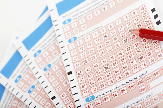 Lottery prize rolls over to £8.7m