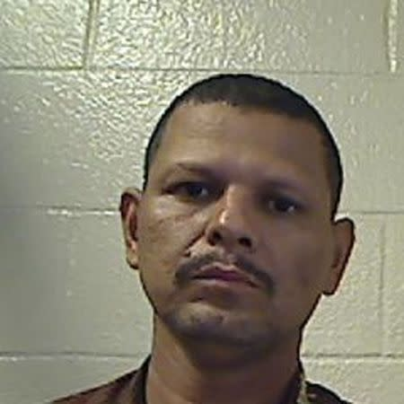 Pedro Alberto Monterroso-Navas is pictured in this undated booking photo