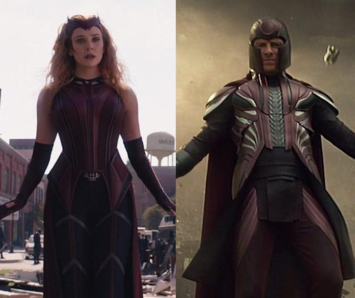 scarlet witch magneto