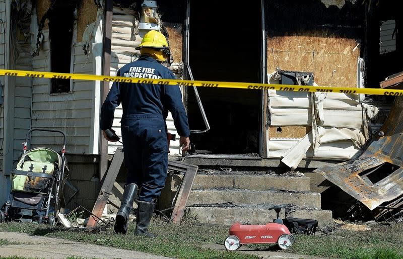 Chief: Smoke detectors lacking at child care where 5 died